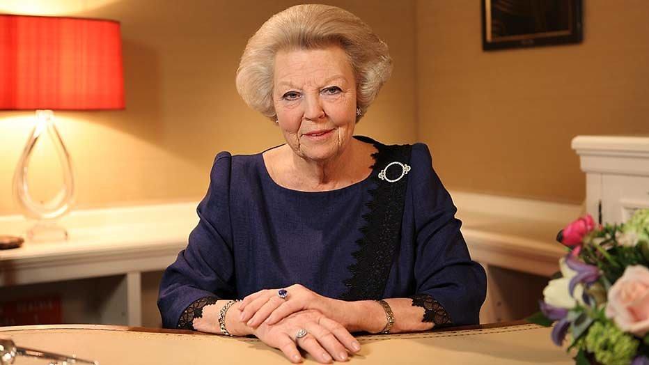 NOS eert Beatrix op 80ste verjaardag