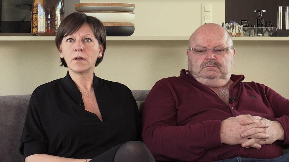 Sofie en Michel uit Steenrijk, Straatarm