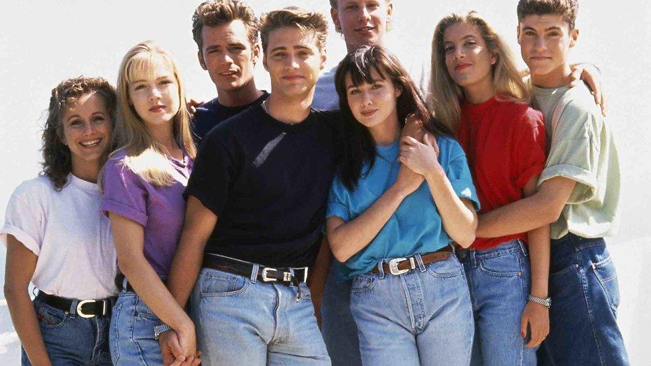 Beverly Hills 90210 reboot in de maak