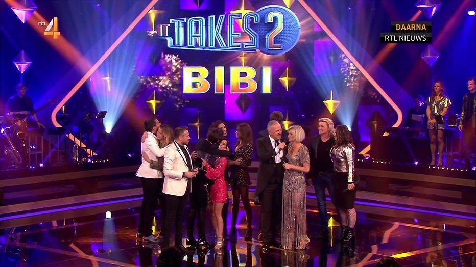 Bibi Breijman wint tweede seizoen It Takes 2
