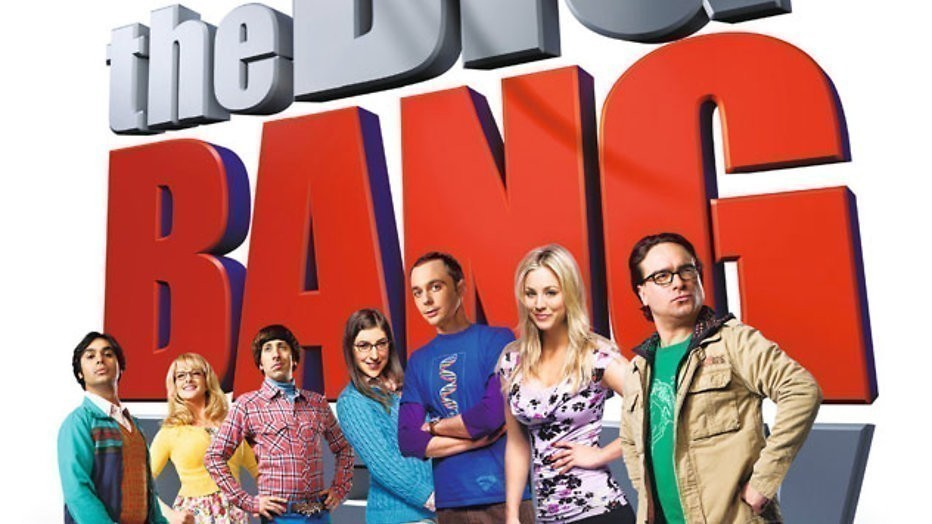 Win 5x dvd The Big Bang Theory Seizoen 10