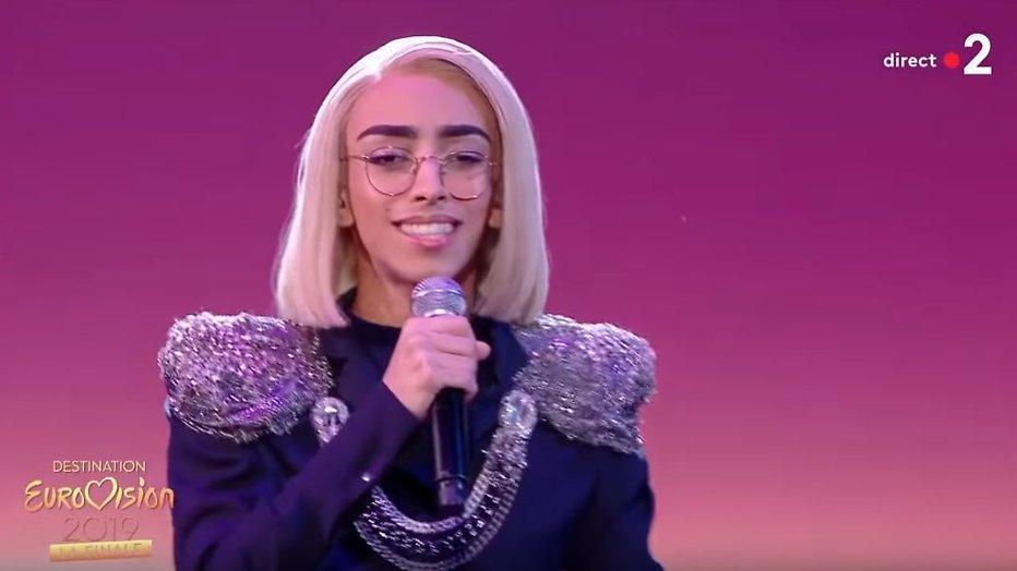 Frankrijk stuurt opvallende kandidaat naar Eurovisie Songfestival