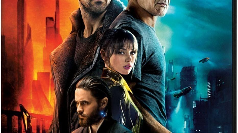 Win 5x dvd Blade Runner 2049