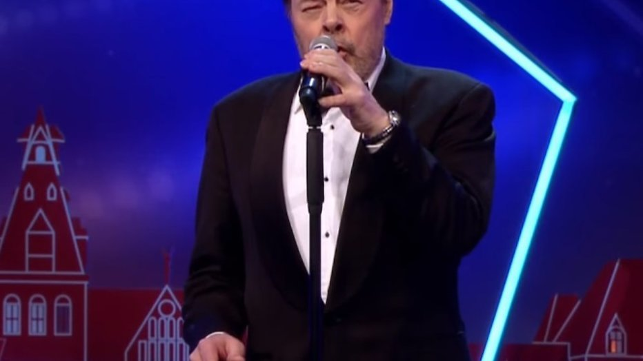 YouTube-hit: Bob Bullee zingt Sinatra bij Holland's Got Talent