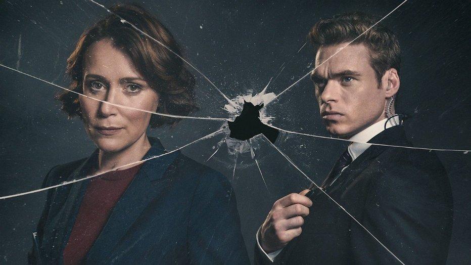 Bodyguard is de nieuwe Netflix-sensatie