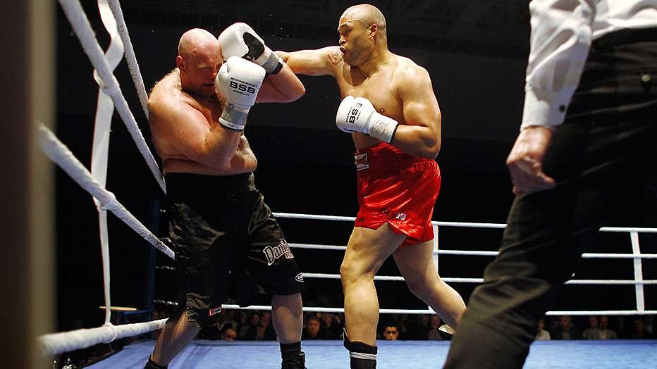 RTL laat BN'ers boksen in tv-programma