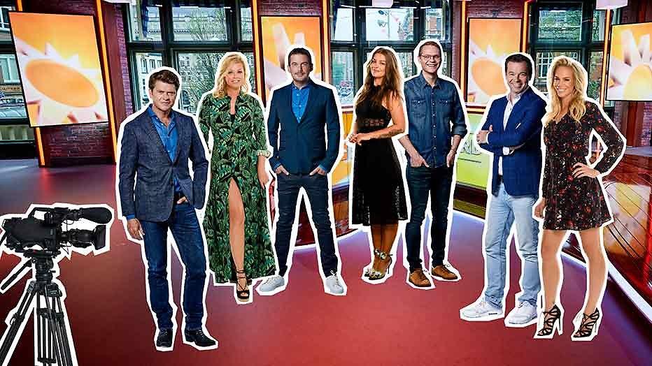 Weekendeditie RTL Boulevard met andere presentatoren