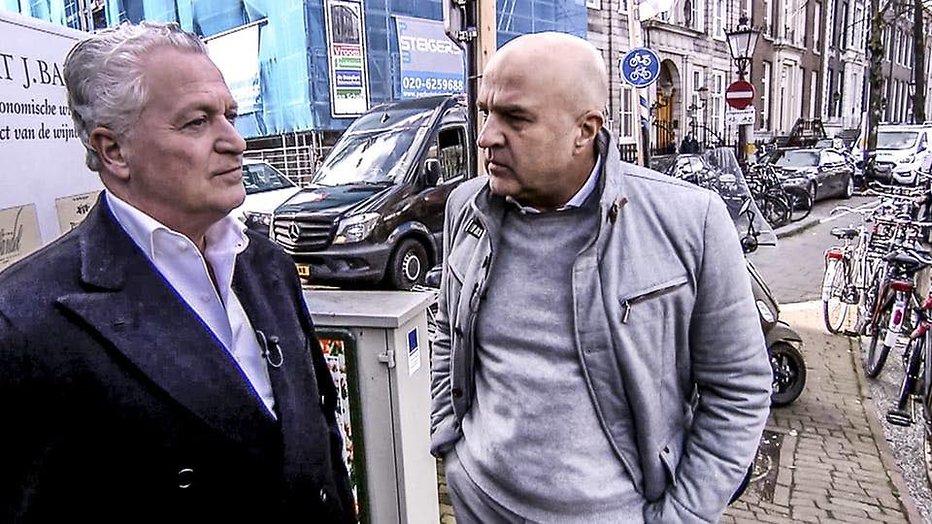 Bram Moszkowicz en John van den Heuvel
