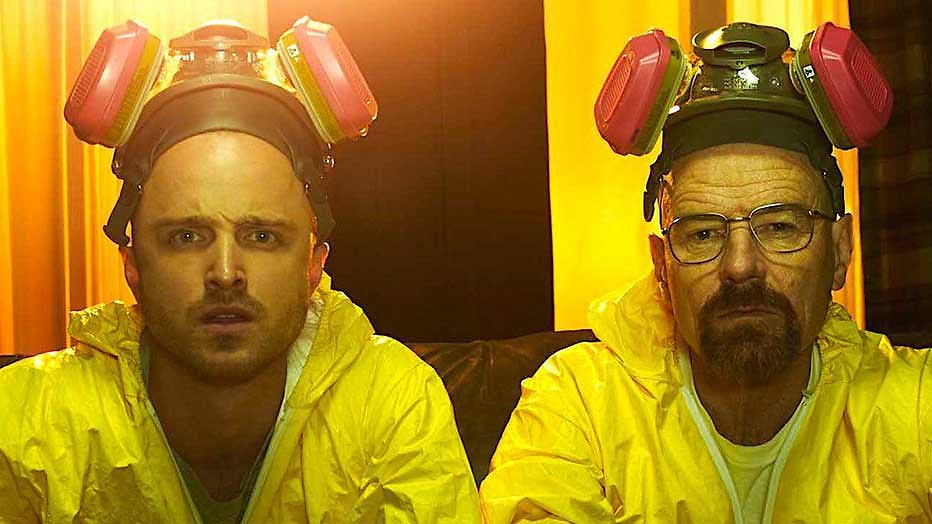 Breaking Bad-film op komst!