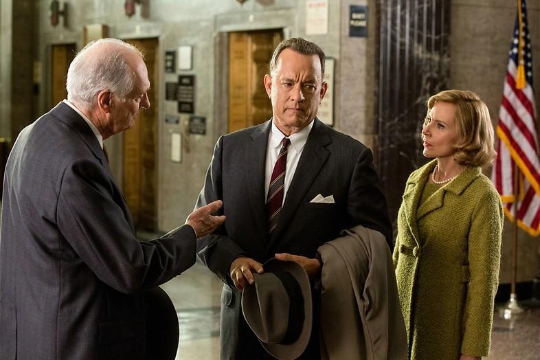 Tom Hanks in de koude oorlog