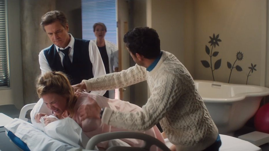 Videosnack: De trailer van Bridget Jones's Baby
