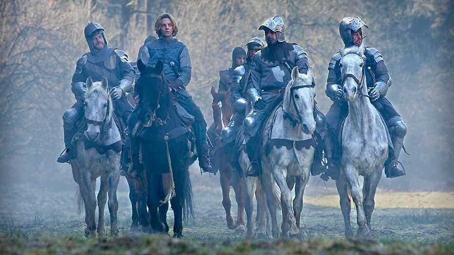 Brief Voor de Koning wordt Netflix-serie