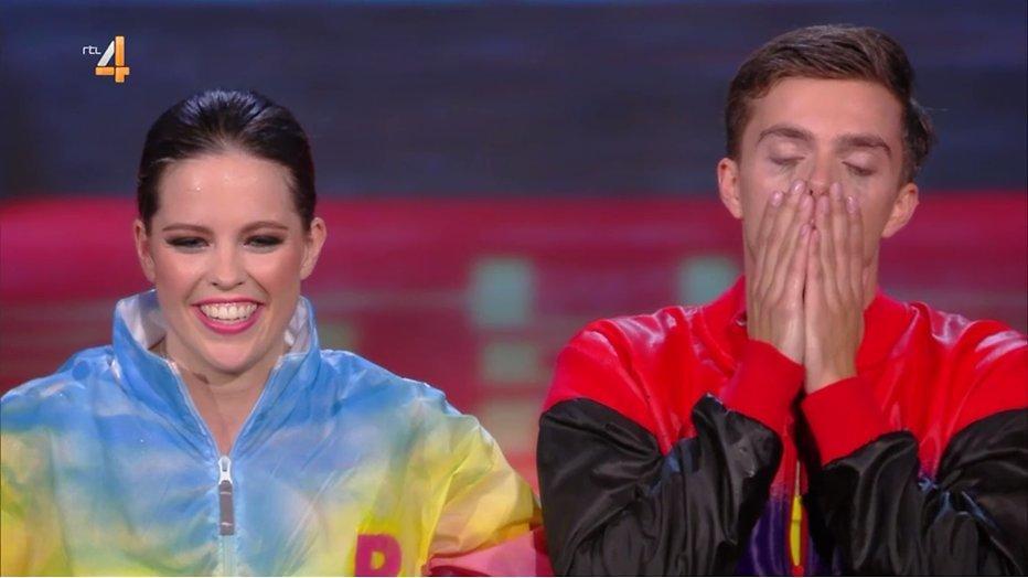 Videosnack: Waterballet met Buddy & Robin in Dance Dance Dance