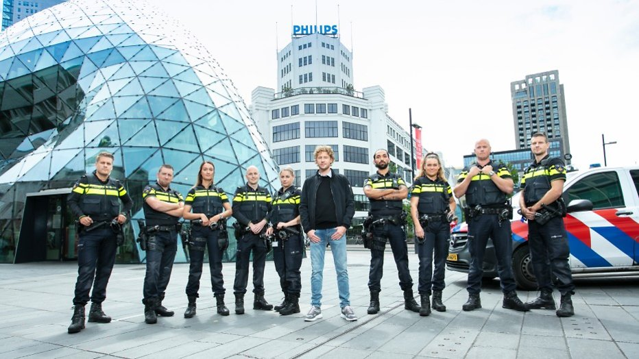 Ewout Genemans en de politie