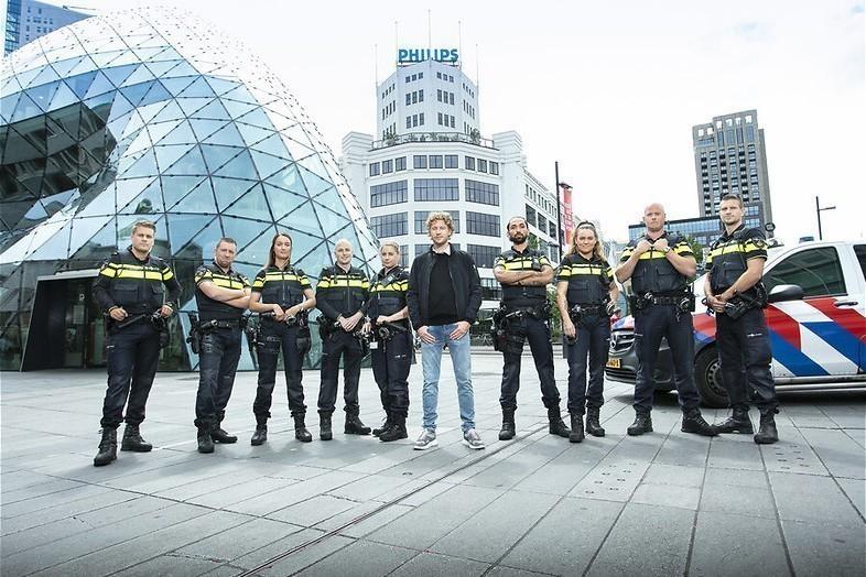 Schietgevaarlijk in Eindhoven