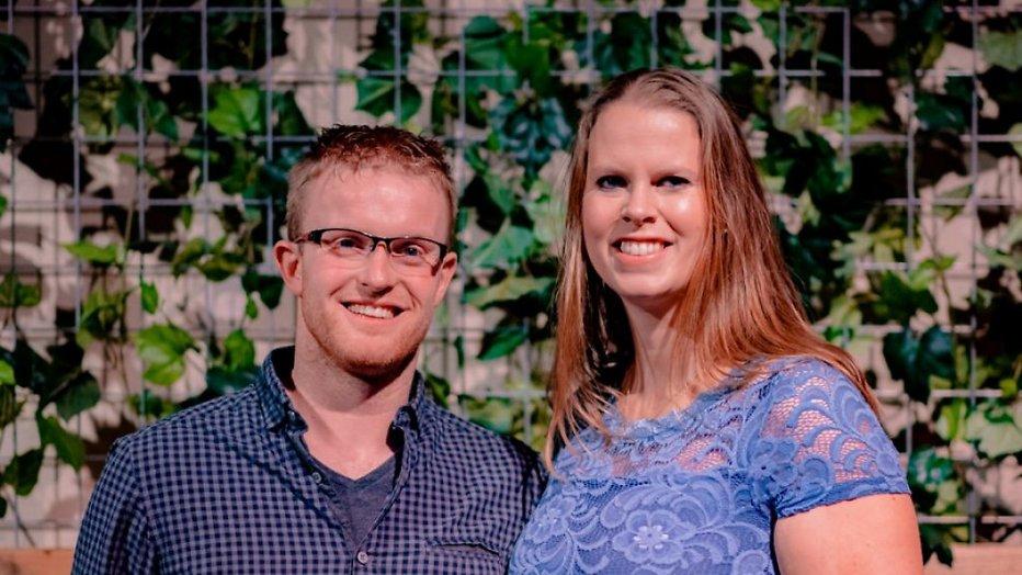 Boer Zoekt Vrouw-paar Jan en Rianne verwelkomen tweede kindje