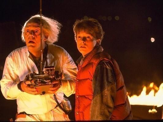 Met Michael J. Fox naar het Wilde Westen