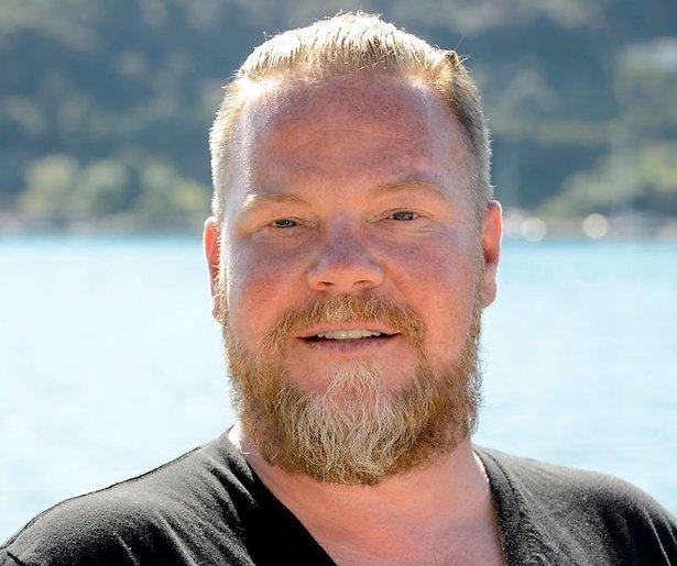Bastiaan van Schaik viert behalen streefgewicht