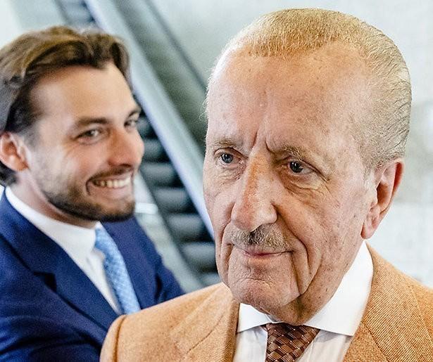 Thierry Baudet en Theo Hiddema in eerste Beau