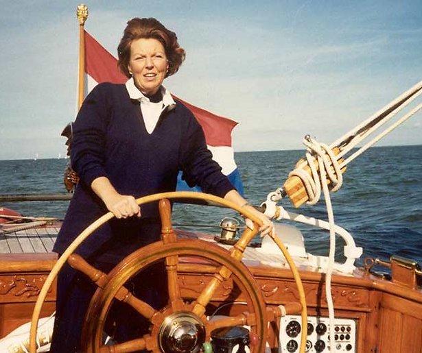 Hoera! Prinses Beatrix is 80 jaar