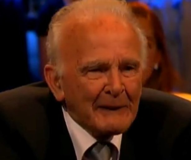 Ben Oude Nijhuis (82) verkozen tot Held Van Het Jaar