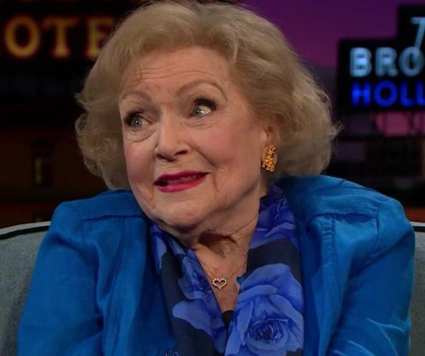 Youtube-Hit: Golden Girl Betty White viert 94e verjaardag