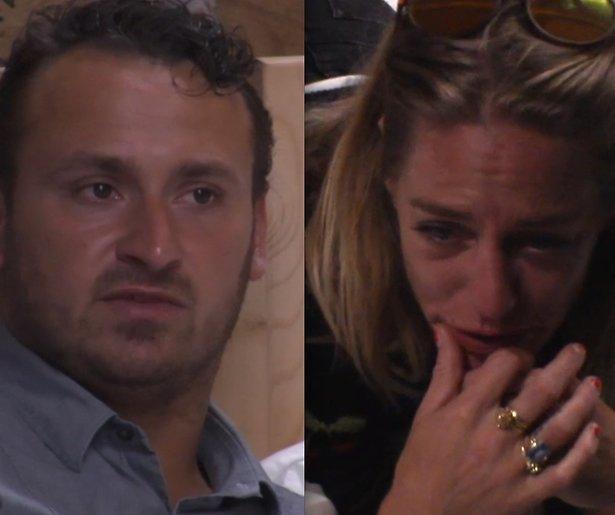 Billy en Jessie kappen Utopia-romance af na één hete nacht