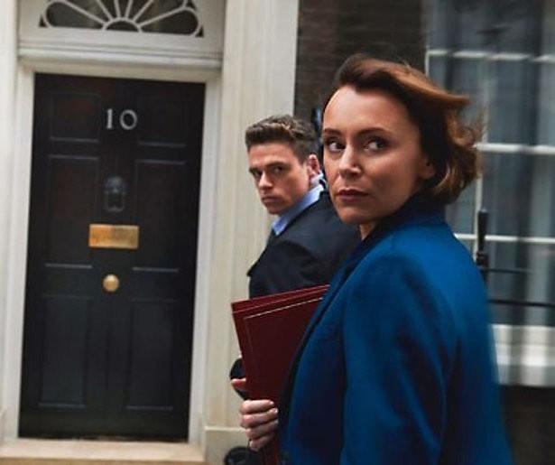 Spannende serie The Bodyguard naar Netflix