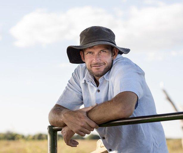 Boer Marc is geen boer