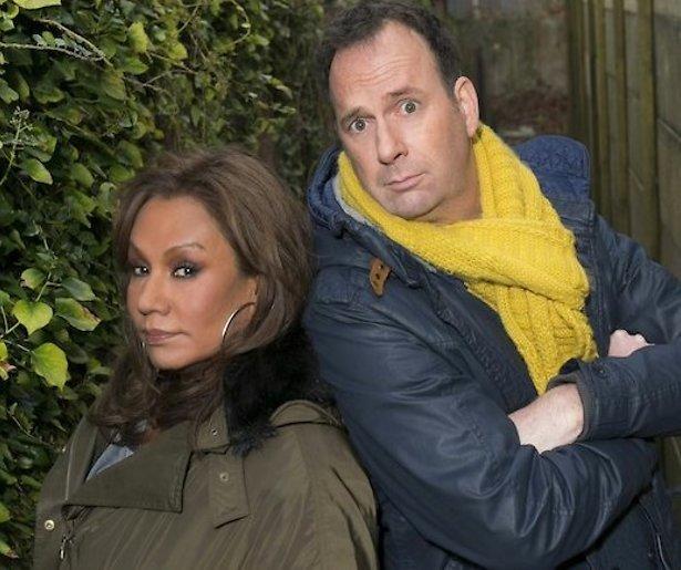 Patty Brard en Jochem van Gelder nemen Bonje Met De Buren-single op