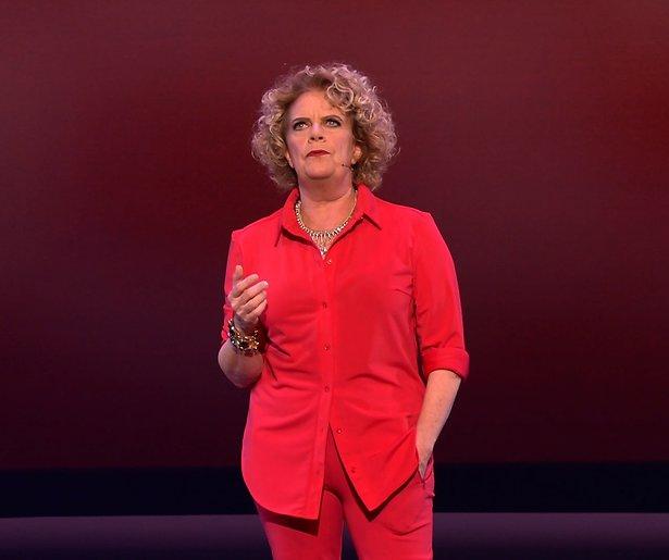 De TV van gisteren: Brigitte Kaandorp trekt 1 miljoen kijkers op SBS 6