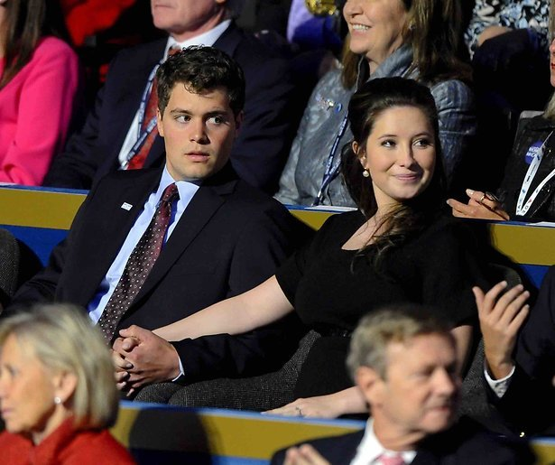 Dochter Sarah Palin in Teen Mom van MTV
