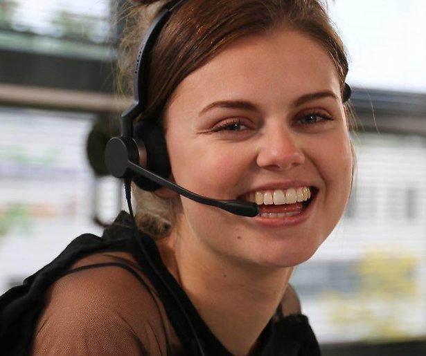 Britt Scholte klust bij als Instagram influencer