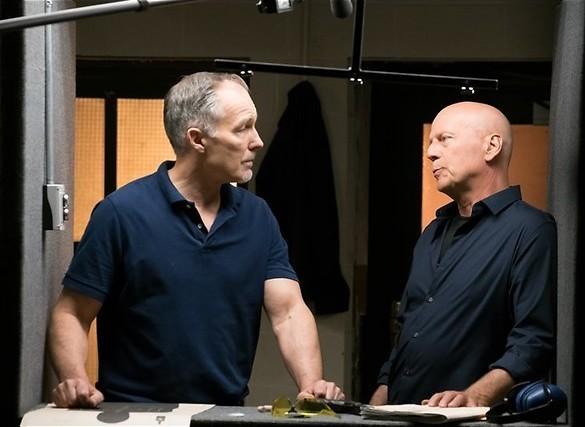 Bruce Willis jaagt op mensenhandelaars