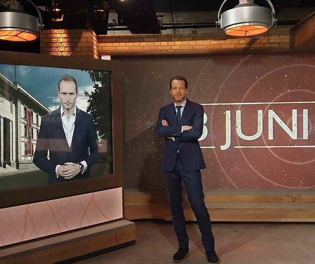 De TV van gisteren: 2 miljoen kijkers voor eerste Bevrijdingsjournaal