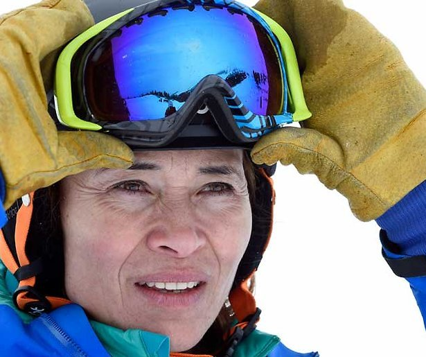 Paralympisch snowboarder Bibian Mentel in documentaire