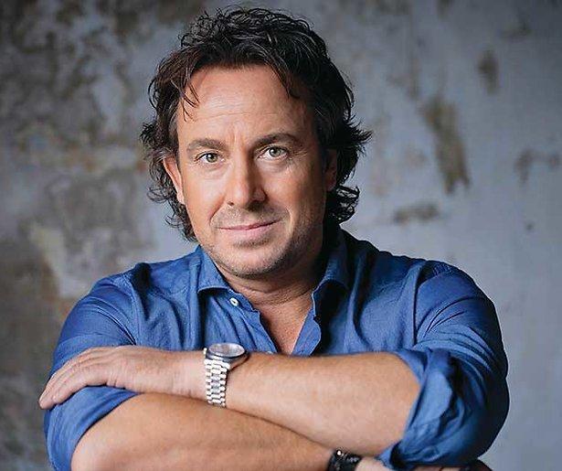 Marco Borsato in 'Vlaamse Beste Zangers'