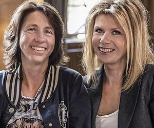 Boerin Bertie en Esther gaan samenwonen