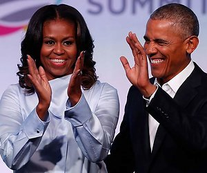 Barack en Michelle Obama definitief gestrikt door Netflix