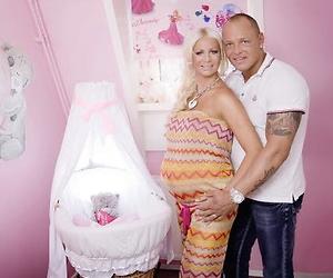 Barbie zwanger van tweede kindje