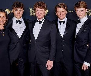 De geinigste groepsfoto's van het Gouden Televizier-Ring Gala 2019