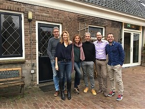 De bed & breakfast van Bart en Bart