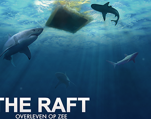 Meest bizarre survivalprogramma tot nu toe: The Raft: Overleven Op Zee