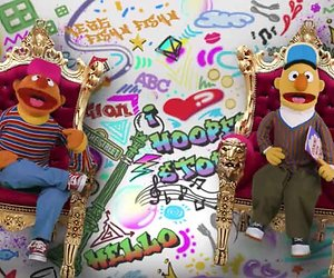 YouTube-hit: Bert & Ernie rappen The Fresh Prince-intro