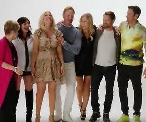 De nieuwe Beverly Hills 90210 opening is hetzelfde als vroeger!