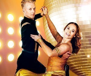 Bibian Mentel riskeert dwarslaesie door deelname finale Dancing With The Stars