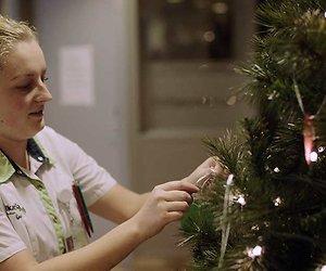 Kerst in het ziekenhuis in Bijzondere Dagen in Nederland: Kerst