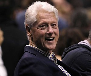 Bill Clinton zit vanavond aan tafel bij Eva Jinek