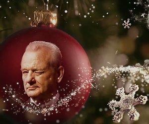 Bill Murray viert kerst op Netflix