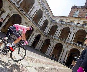 Vlak ritje naar Modena